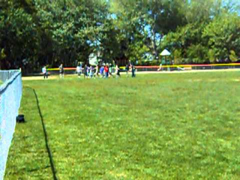 Football at Sparhawk School.