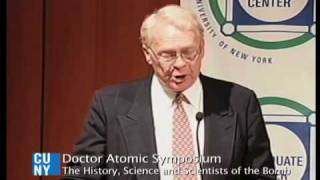 Doctor Atomic: The History, Science and Scientists of the Bomb