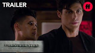 Shadowhunters   Season 2 Trailer: #Malec   Freeform