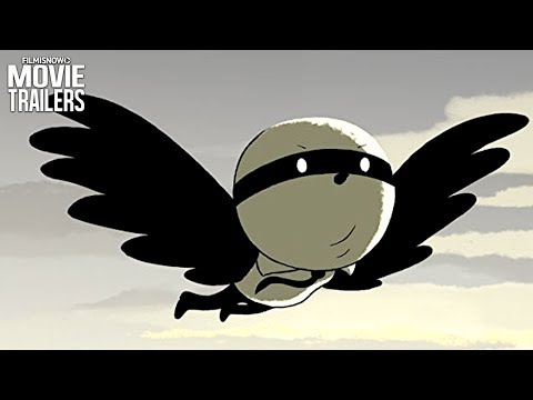 BIRDBOY: THE FORGOTTEN CHILDREN | Official Trailer For Coming Of Age Animated Feature