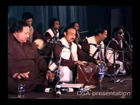 Kali Kali Zulfon Ke Phande Na Dalo - Ustad Nusrat Fateh Ali Khan - OSA Official HD Video