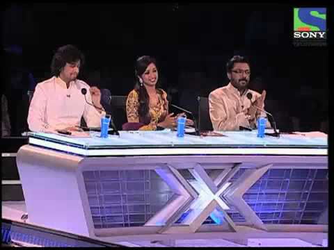 X Factor India - Sahitis astonishing performance on Jiya Jale...
