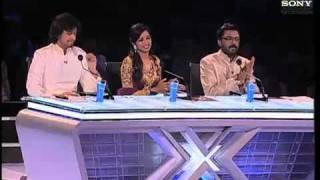 X Factor India Sahiti 39 S Astonishing Performance On Jiya Jale X Factor India Episode 9 11th June 2011