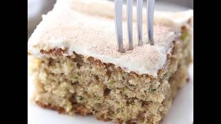 How to Make Zucchini Cake