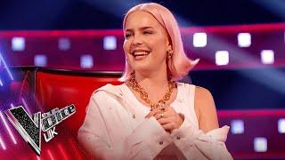 Anne-Marie's '2002'  Blind Auditions  The Voice UK 2021