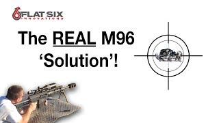 The REAL M96 'Solution'!!! 50 caliber vs. Porsche 996 engine.