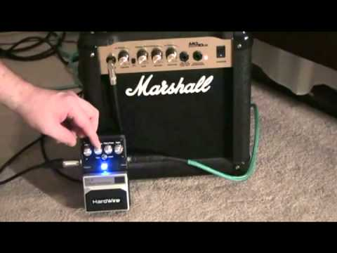 Marshall Mg10cd Practice Amp With Hardwire Tl 2 Metal