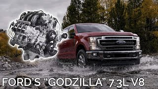 What YOU Need to Know About Ford's 7.3L V8! Specs, Features, and Overview