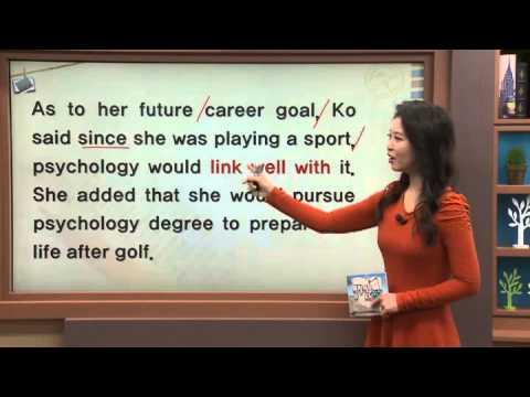 영자신문읽기 - 17-year-old Lydia Ko looking to retire?_#001