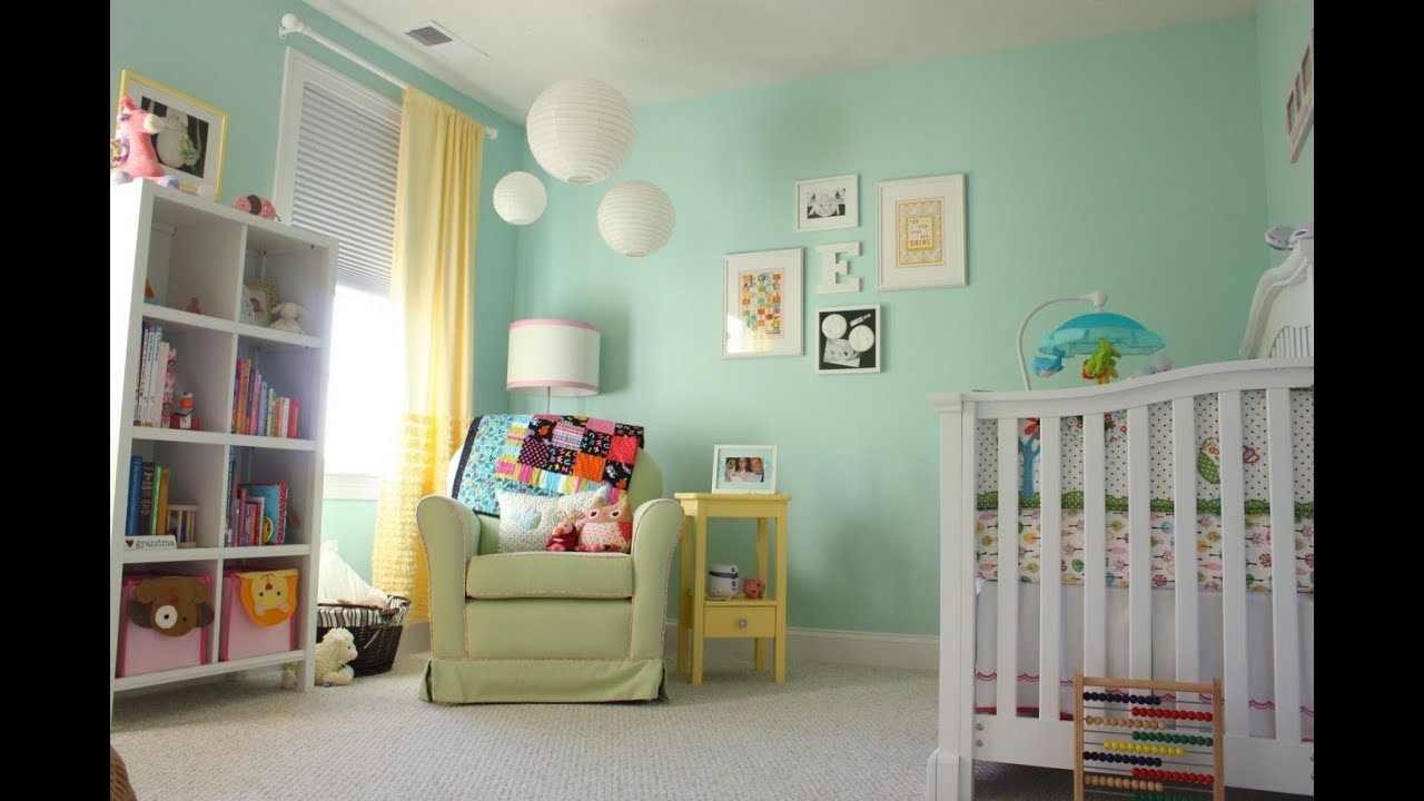 Perfect Baby Room Painting Ideas Youtube