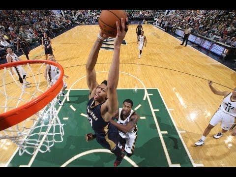 Anthony Davis  - The NBA's