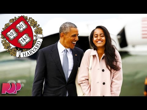 Malia Obama Is Taking A Gap Year Before Attending Harvard, And People Are Freaking Out