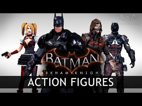 Batman: Arkham Knight - Action Figures Series 1