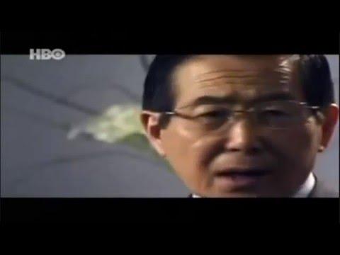 Alberto Fujimori el hombre que salvo al Perú...Alan Garcia acepta aciertos economicos de Fujimori