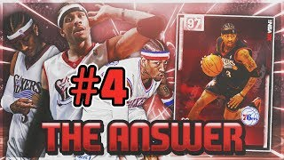 THE ANSWER #4 - A THREE POINT CHALLENGE AWAITS! NBA 2K19 MYTEAM