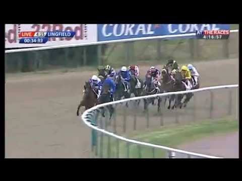 Vidéo de la course PMU THE 3 YEAR OLD SPRINT ALL-WEATHER CHAMPIONSHIPS CONDITIONS STAKES