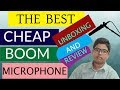 Download The Best Cheap Boom Microphone in 2017। Panasonic EM- 2800A in Mp3, Mp4 and 3GP