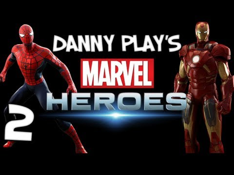 Marvel Heroes: Part 2 - SPIDER-MAN