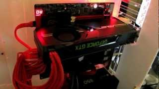 Asus GTX680 Review, Benchmark and Overclocking