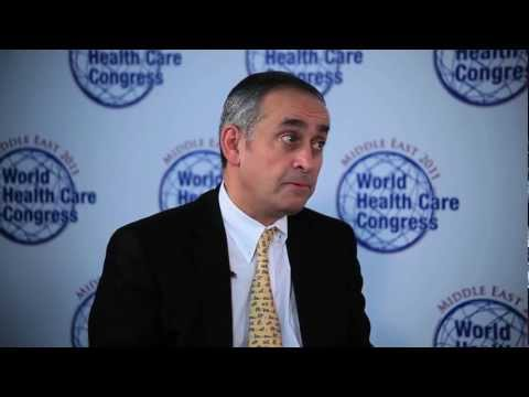 Lord Ara Darzi discusses innovation in health care