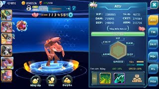 Review Pokemon Genesect Lực Chiến Khủng 11M3 Br || Poke Đại Chiến - Pokeland Legends