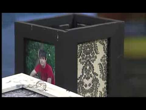 Repurposing Picture Frames.flv