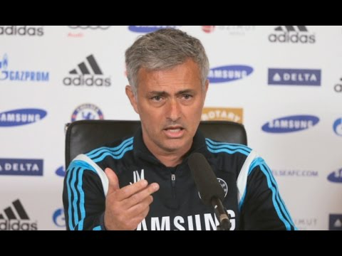 Jose Mourinho's Press Conference Rap