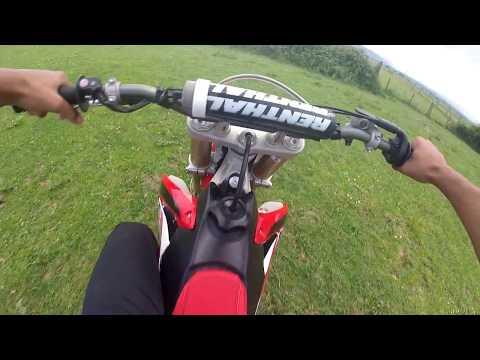 450 crf 2015 - Wheeling - Chute MP3