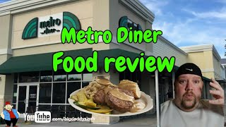 METRO DINER FOOD REVIEW your not going to believe this