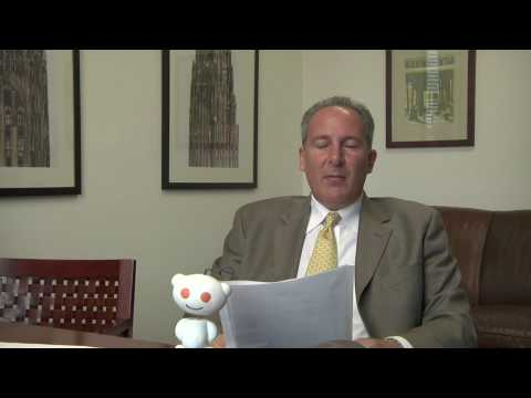 Peter Schiff answers Reddit's questions (1 of 2) Video