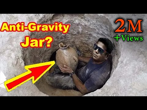 2000 Year Old Anti-Gravity Jar Found in India? SECRET REVEALED
