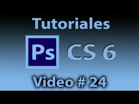 Tutorial Photoshop CS6 (Español) # 24 Creando Capas, Transparencias, folders.