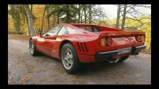 Ferrari 288 GTO test drive HD