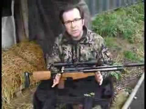 Airgun Shooting - Air Arms TDR