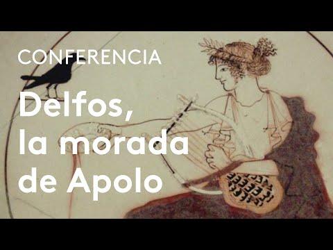 Delfos, la morada de Apolo