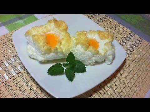 Jajka Sadzone W Chmurce