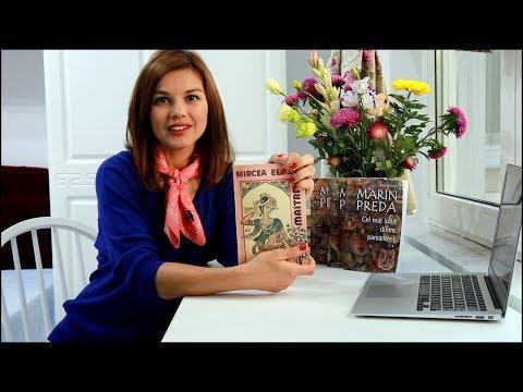 TOP 6 cărți favorite, scrise de autori români