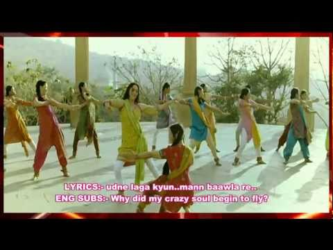 O Re Piya - Lyrics & Eng Subs - Aaja Nachle - Full Song - *hq* & *hd* ( Blue Ray ) video