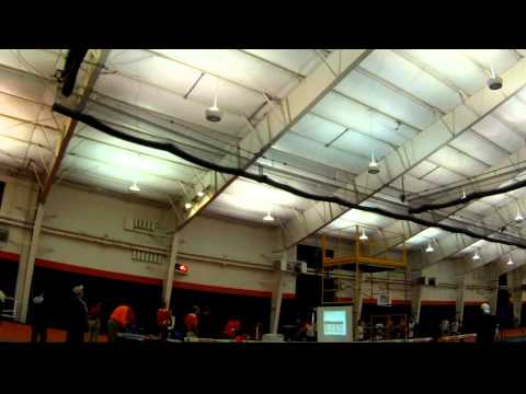 Mount Track - Bucknell Meet Recap - Jan 7th 2012
