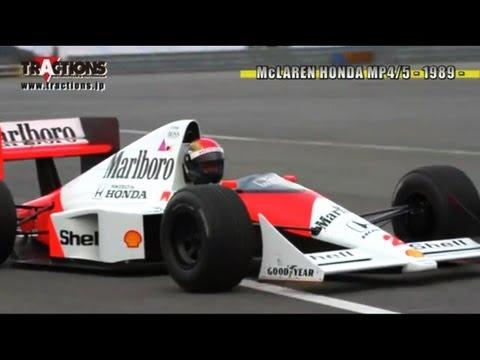 Honda F1 - 1980's Williams, Lotus, McLaren - TRACTIONS MOVIE 25 streaming vf