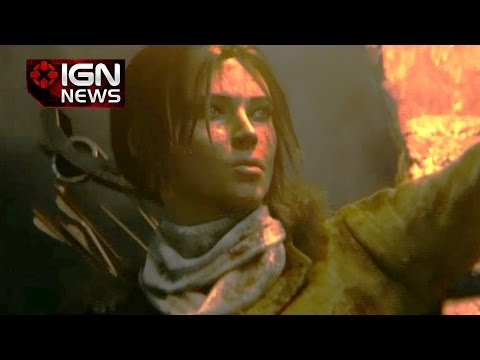 Rise of the Tomb Raider Is a Timed Xbox Exclusive - IGN News