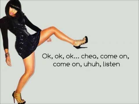 Nicki Minaj- Grindin lyrics