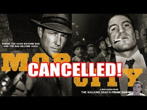 Mob City TV Series Officially Cancelled by TNT