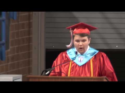 Good Hope High School Graduation- Daniel Moss Address