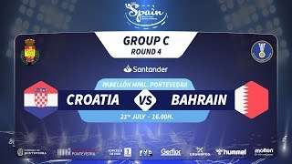 #Handtastic | PR - Group C | Croatia : Bahrain