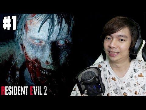 Zombie Menyerang - Resident Evil 2 Indonesia - Part 1