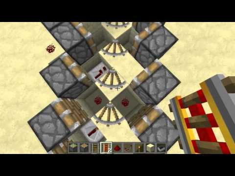 #Minecraft 1.8 Fastest travel method