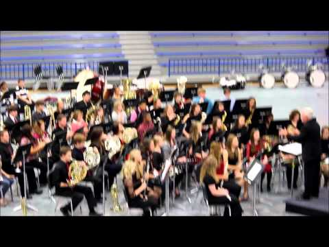 Westview High School Band's Tribute to Sandy Hook Elementary