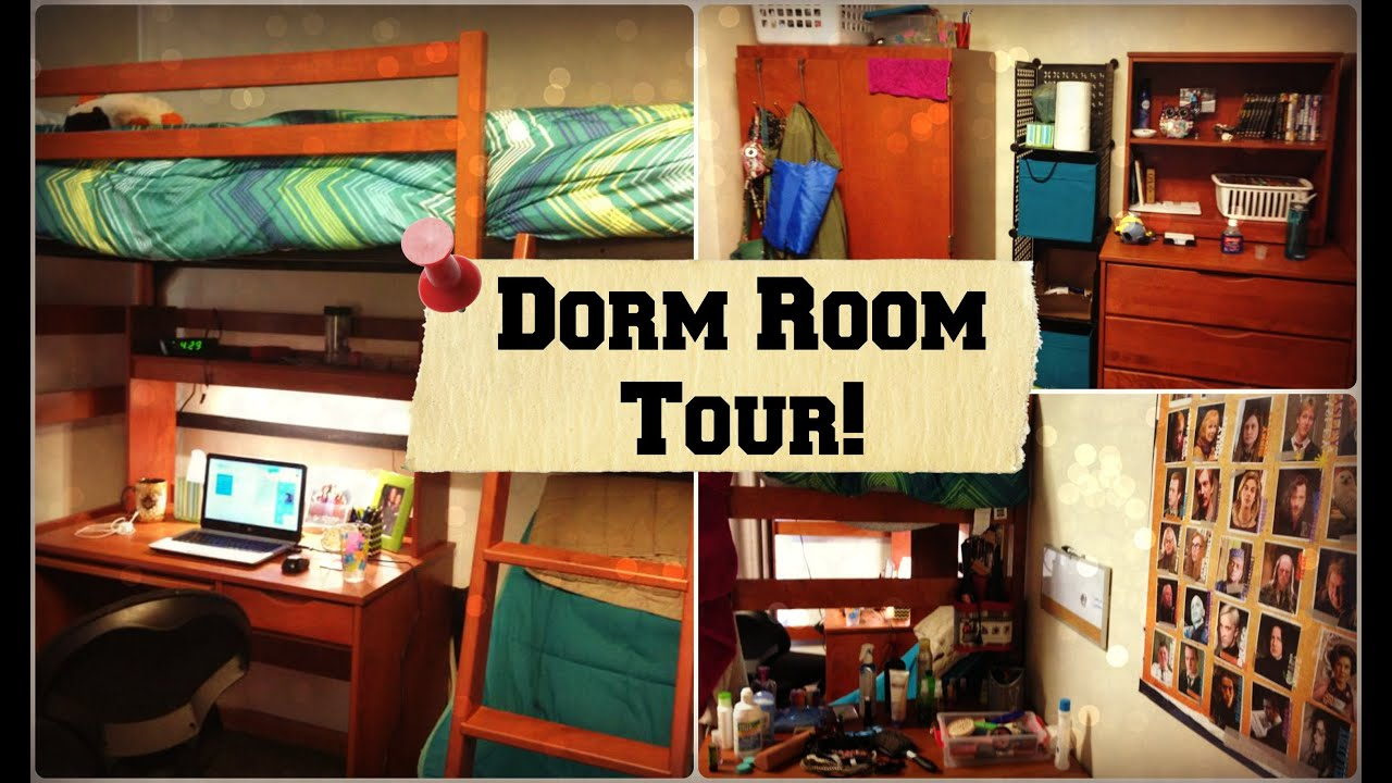 College Dorm Room Tour At Marquette University Cobeen
