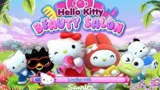 Hello Kitty Beauty Salon Online Game - Baby Girl Games
